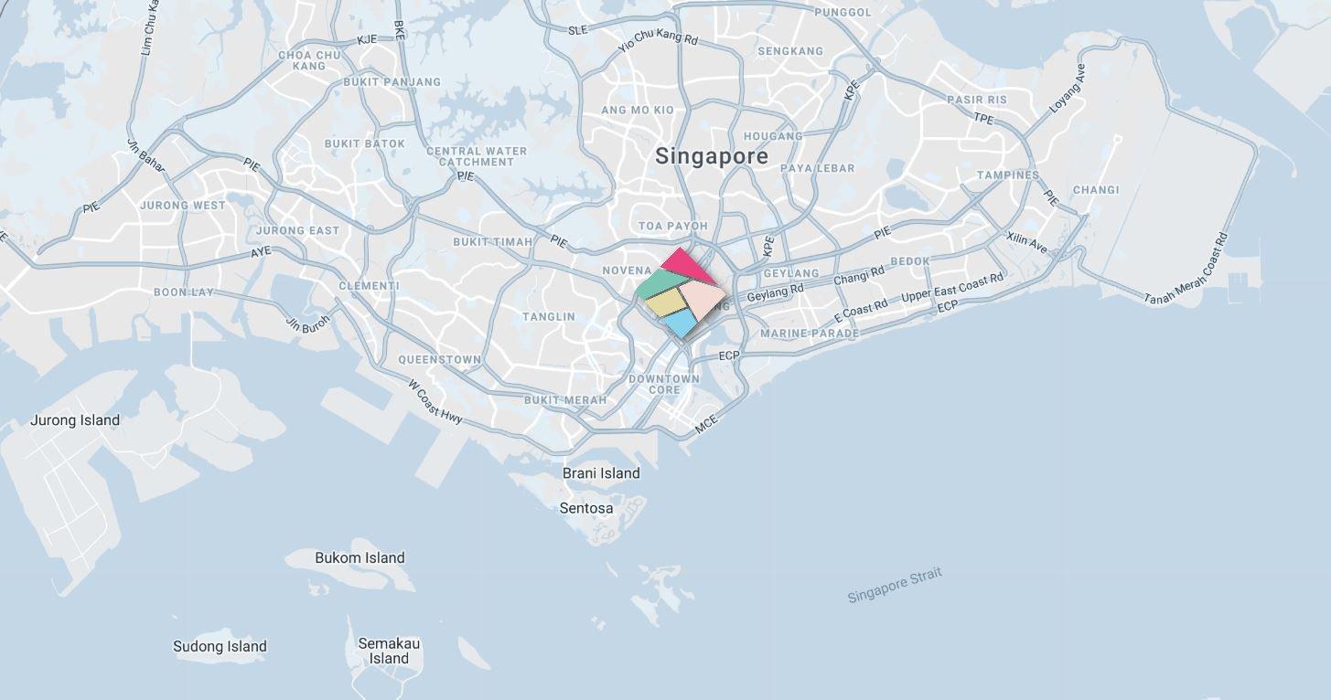 Artse Map
