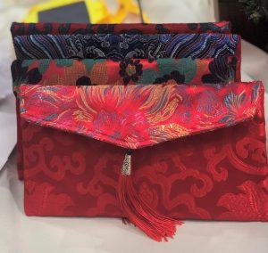 Handmade Silk Wallets